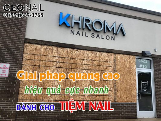 Giai Phap Quang Cao Hieu Qua Nhanh Danh Cho Tiem Nail