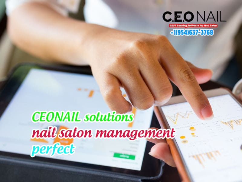 Simple Management With A Free Trial Of Nail Salon Management Software