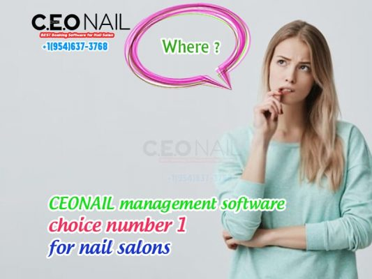 CEONAIL management software the number 1 choice for nail salons