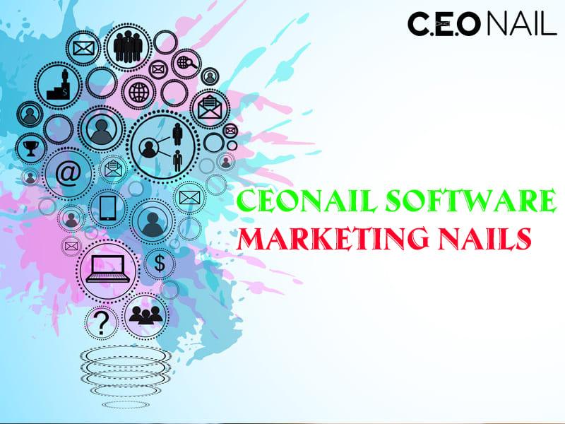 Ceonail Nail Salon Marketing Software