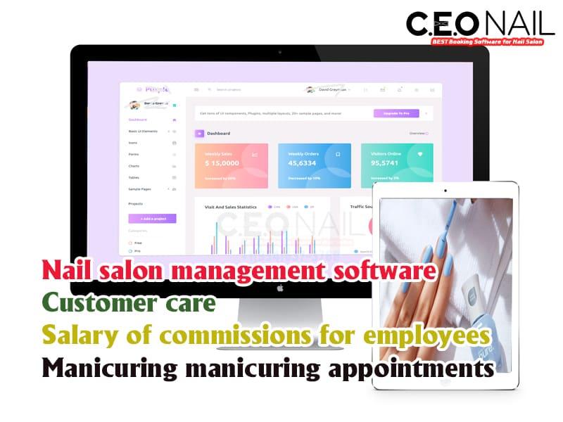 Cheap Nail Salon Management Software