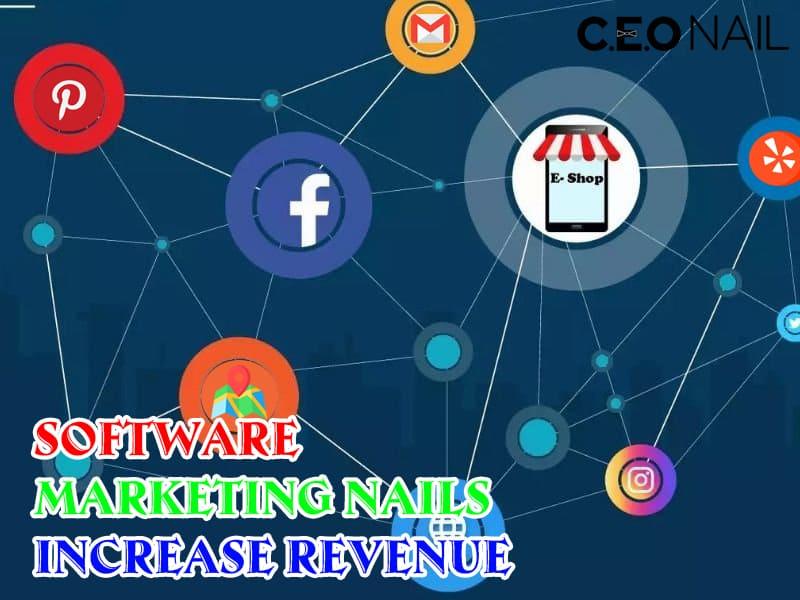Increase Sales With Nail Salon Marketing Software