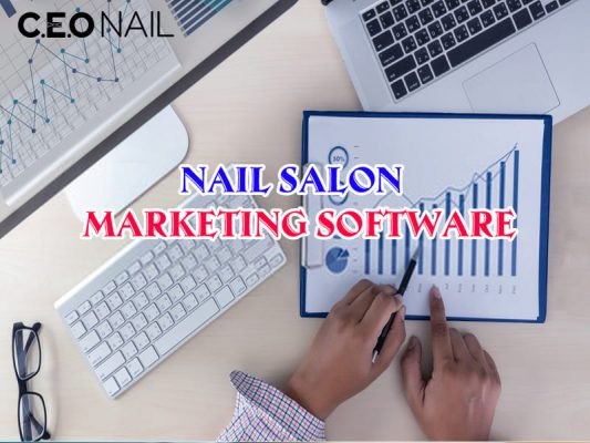 Nail Salon Marketing Software