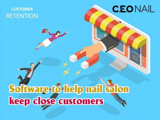 Nail salon software helps keep customers loyal