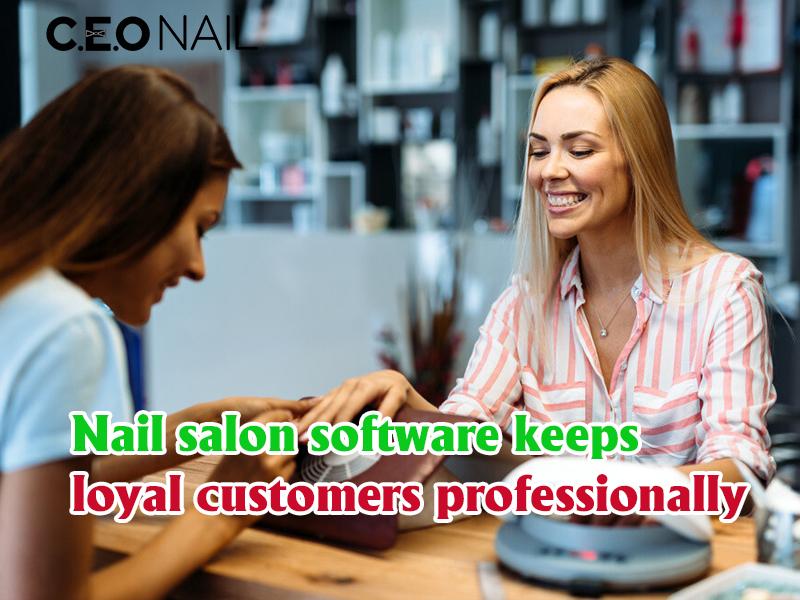 Effective nail salon customer retention software