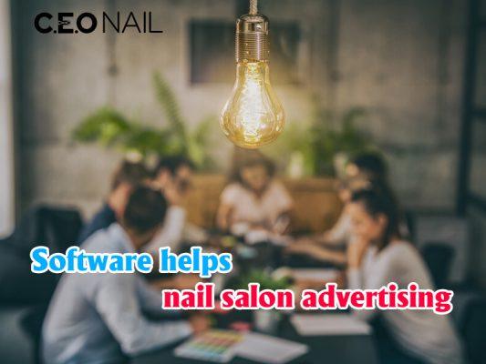 Nail salon adware