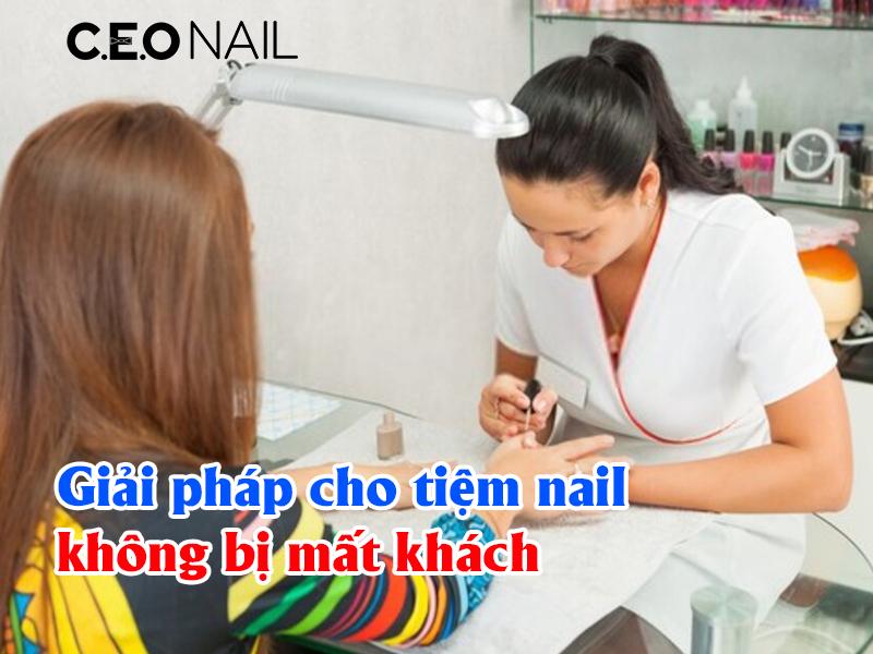 Giải Pháp Cho Tiệm Nails Của Bạn